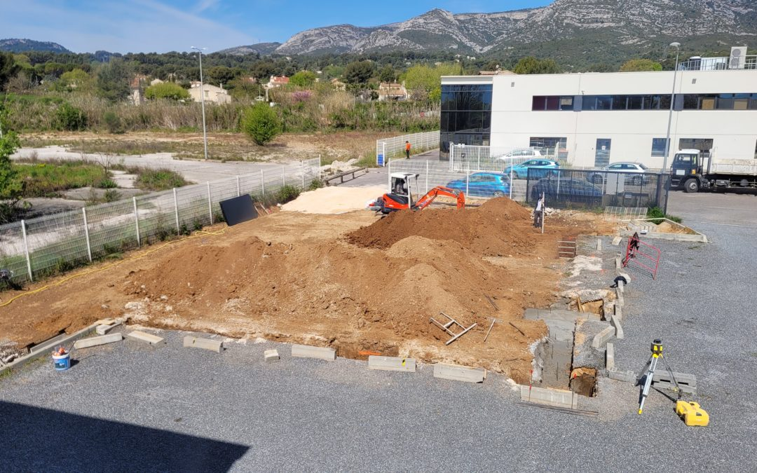 Construction bâtiment Nilan